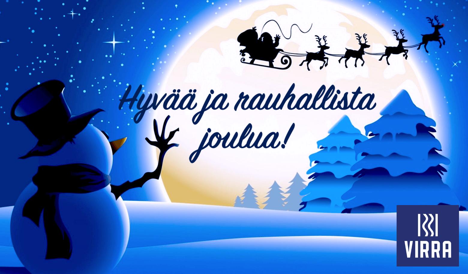 Hyvää joulua! icon